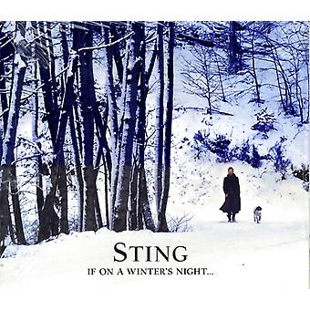 If On A Winter's Night (Gatefold Cover) by Sting