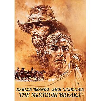 Importer des USA Missouri Breaks [BLU-RAY]