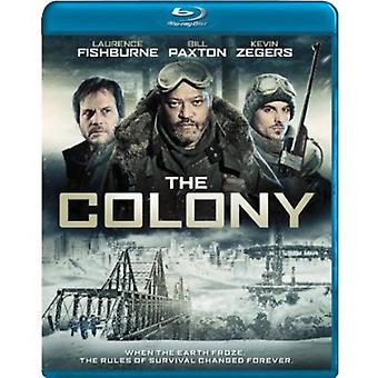 Colonie de la colonie [Blu-ray] [BLU-RAY] - import USA