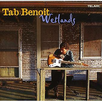 Tab Benoit - våtmarker [CD] USA import