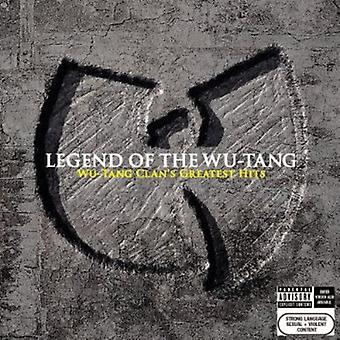 Wu-Tang Clan - Legend of the Wu-Tang: importazione USA Greatest Hits [CD]