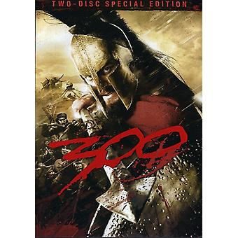 300 [DVD] USA import