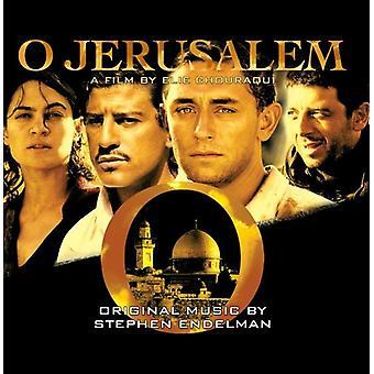 Various Artists - O Jeruzalem [Original Soundtrack] [CD] USA importeren