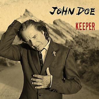 John Doe - Keeper [CD] USA import