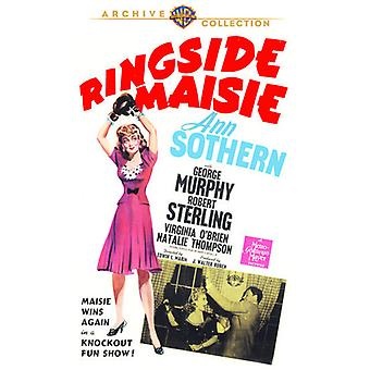 Ringside Maisie [DVD] USA import