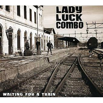 Lady Luck Combo - venter på et tog [CD] USA import