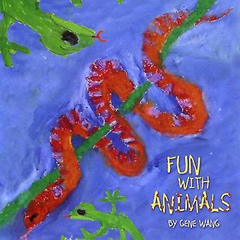 Gene Wang - Fun with Animals [CD] USA import