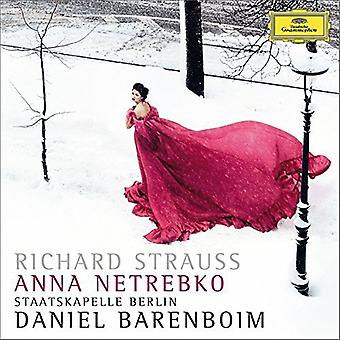 Strauss / Netrebko / Barenboim - Four Last Songs [CD] USA import