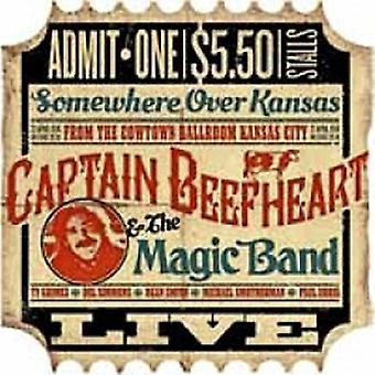 Capitán Beefheart - Cowtown Kansas City import USA 22/04/1974 [CD]