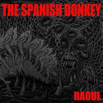 Spanske æsel - Raoul [CD] USA importerer