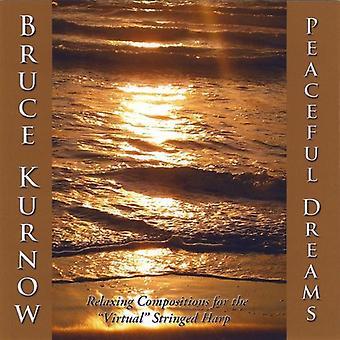 Bruce Kurnow - Peaceful Dreams [CD] USA import