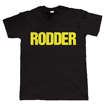 Vectorbomb, Rodder, Mens Banger Racing T Shirt (S to 5XL)
