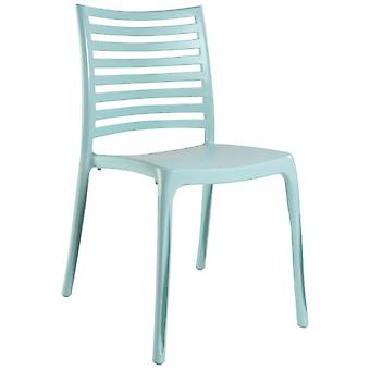 Grosfillex Sunday Chair Lino Menta (Garden , Furniture and accessories , Chairs)