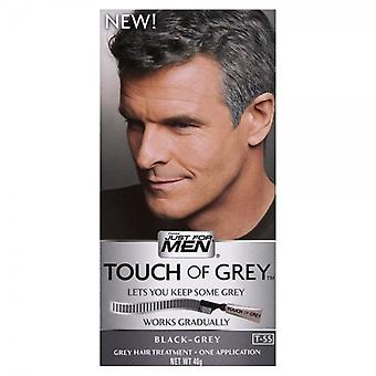Just For Men 3 X Just For Men Touch Of Grey Black/Grey (T-55)