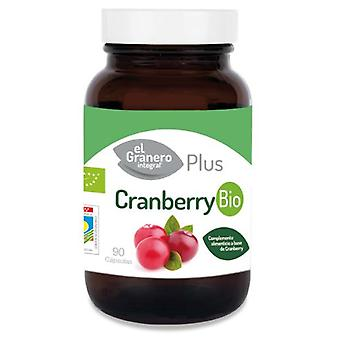 El Granero Integral Cranberry Bio 7% 480mg 90 capsules (Dietetics and nutrition)