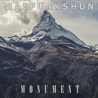 Malfunkshun - monumentet [CD] USA importerer