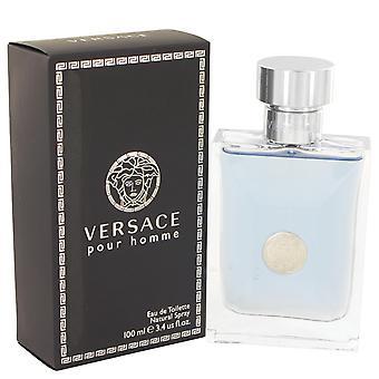 Versace Pour Homme Eau de Toilette 100ml EDT Spray