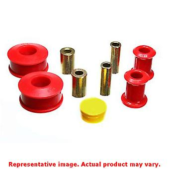 Energy Suspension Control Arm Bushing Set 15.3117R Red Front Fits:VOLKSWAGEN 19