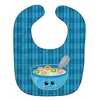 Каролинских сокровища BB6845BIB синий чаша зерновых ребенок нагрудник