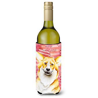 Corgi Love Wine Bottle Beverge Insulator Hugger