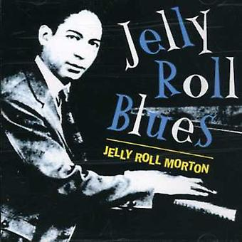 Jelly Roll Morton - Jelly Roll Blues [CD] USA importerer