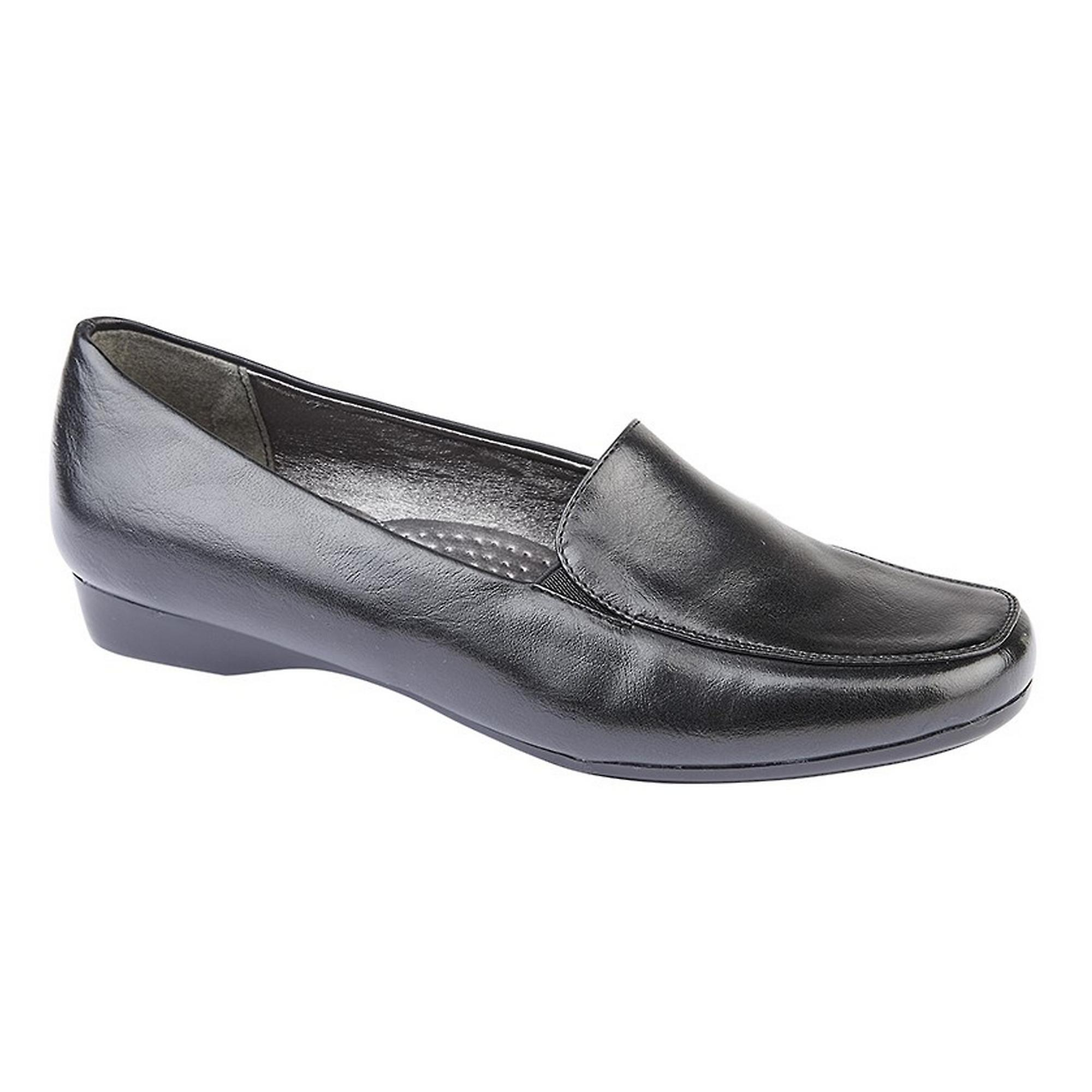Boulevard Boulevard Boulevard Womens/Ladies Casual PU Twin Gusset Shoe eb647b