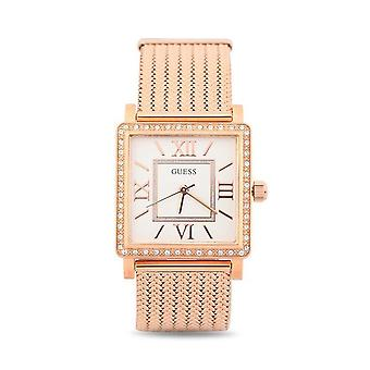 Guess Ladies Watch Mesh cinturino W0826L3