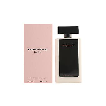 Narciso Rodriguez For Her Body Lotion 200ml New Sealed Boxed