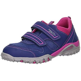 Superfit Girls Sport 4 224-89 Trainers Blue Pink Water Multi
