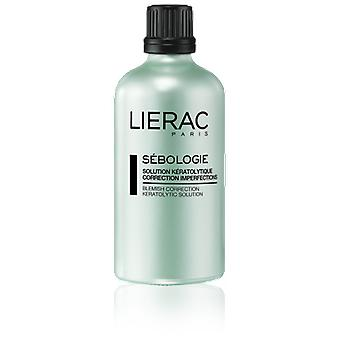 Lierac Sebologie Keratolytic Solution 100 ml  (Cosmetics , Facial , Facial cleansers)