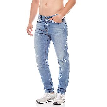 JACK & JONES Erik icon BL 787 men's blue denim
