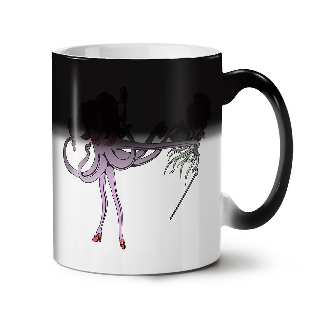 Cartone animato octopus fantasy nuovo nero colori