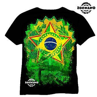 Zoonamo T-Shirt Brazil of classic