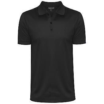 Lanvin Lanvin Schwarz L-Polo-Shirt