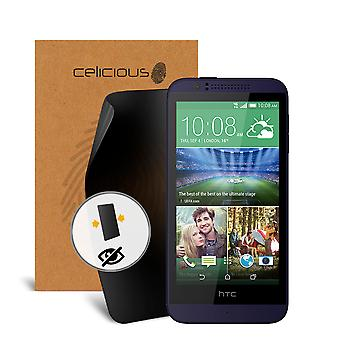 Celicious Privacy 2-Way Visual Black Out Screen Protector for HTC Desire 510
