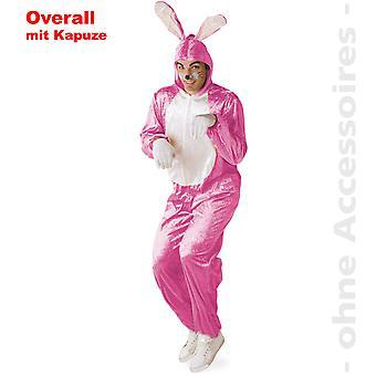 Bunny Pink Bunny rabbit costume ladies Lady costume rabbit costume