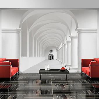 Wallpaper - Corridor of uncertainty