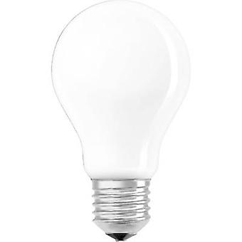 OSRAM LED EEC A++ (A++ - E) E27 Arbitrary 6.5 W = 60 W Warm white (Ø x L) 60 mm x 105 mm dimmable, Filament 1 pc(s)