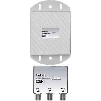 Renkforce SPU 21-02 Interruptor DiSEqC 2 (2 SAT/0 terrestre) 1