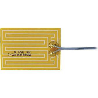 Polyester Heating foil self-adhesive 12 Vdc, 12 V AC 12 W