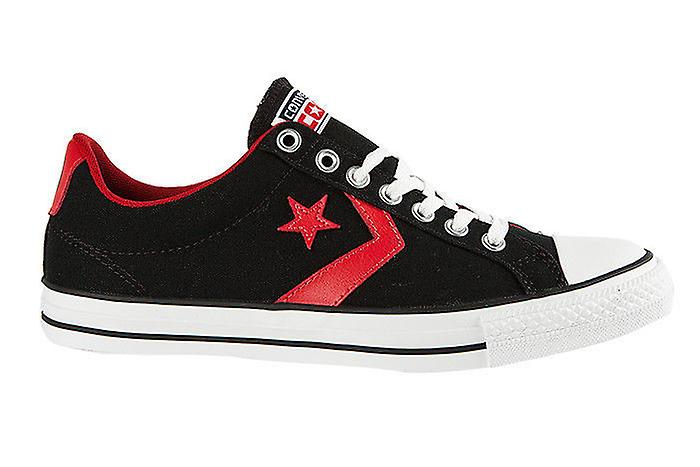 Converse black sneaker Converse ox leather Plyr star EV rn1Zaqr