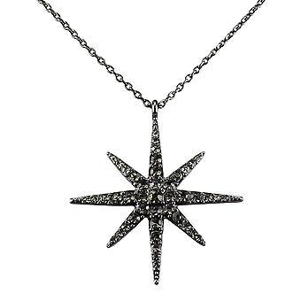 s.Oliver damer halsband halsband med stjärna hängande 39.711.9A.2550-0025