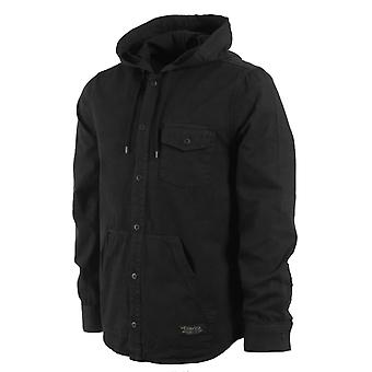 Emerica Black-Camo Grime Jacket