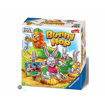 Ravensburger Bunny Hop memory and reaction game.