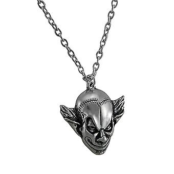 Alchemy Gothic M'era Luna Evil Clown Pendant / Necklace