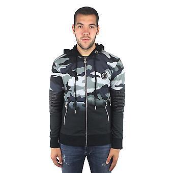 Philipp Plein MJB0110 Raiden CM99 suéter chaqueta