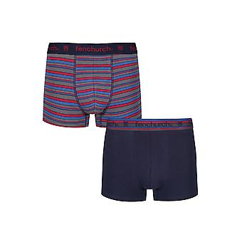 New Designer Mens Fenchurch Underwear Boxers Shorts Trunks Gift box Farrell