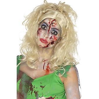 Zombie Fairy parykk, Blonde