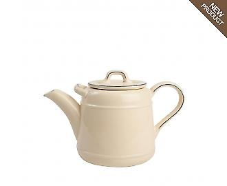 Pride Of Place Teapot In Old Cream 1.5 Liter Capacity 10518