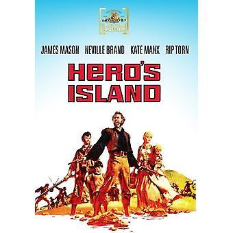 Hjältens Island [DVD] USA import